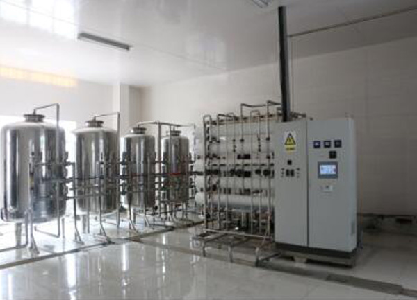 Water Purification Equipment Units